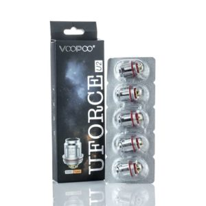 UForce Coils by VooPoo For Voopoo Review