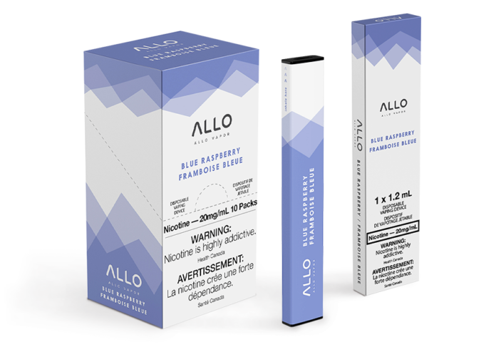 Allo Bar Disposable by Allo Vapor Review